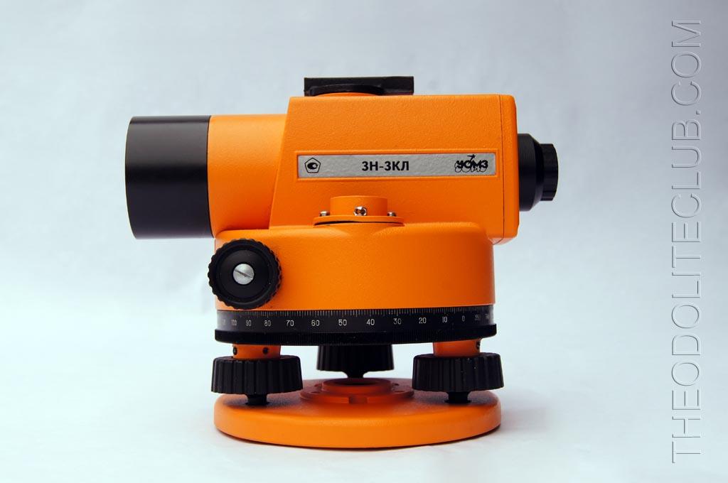 Нивелир 3Н-3КЛ